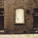 Derelict building, Liverpool 1998