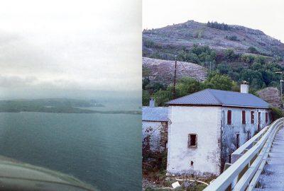 Ankunft Pitt Island und Cévennes
