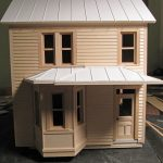 Michael Paul Smith: Re-creation of childhood home (part of 'Elgin Park' project), 2011