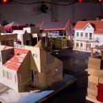 'Casa Mia' project, culminating at 'World City' exhibition, Berlin 2017