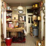 Roma Hopkinson's dolls' house, London, 1980s-90s (made)